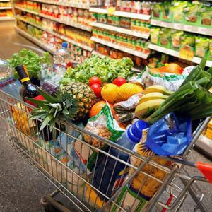 Магазины продуктов Суны