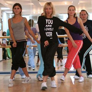Школы танцев Суны