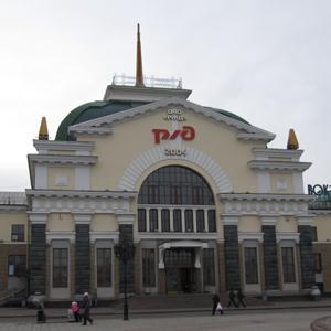 Железнодорожные вокзалы Суны